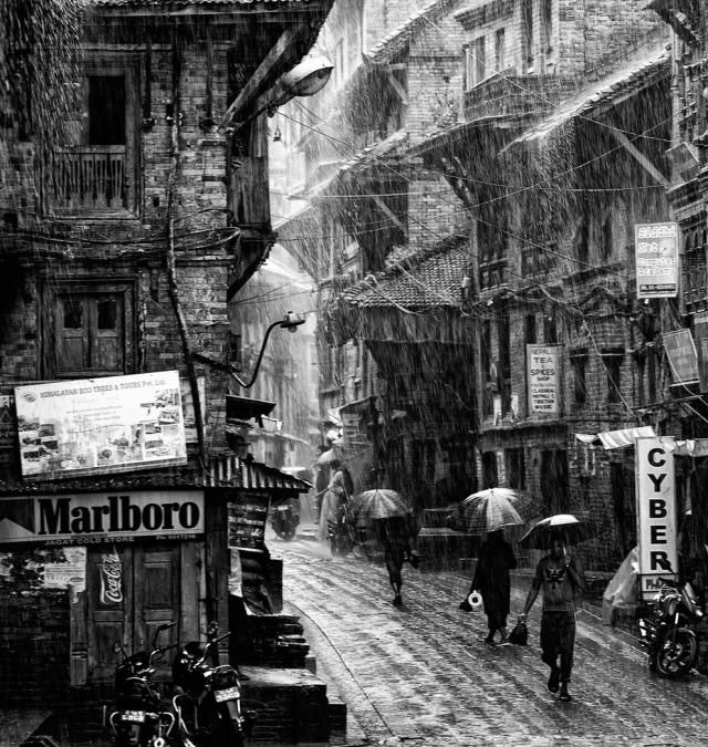 Cyber Monsoon by Patjane