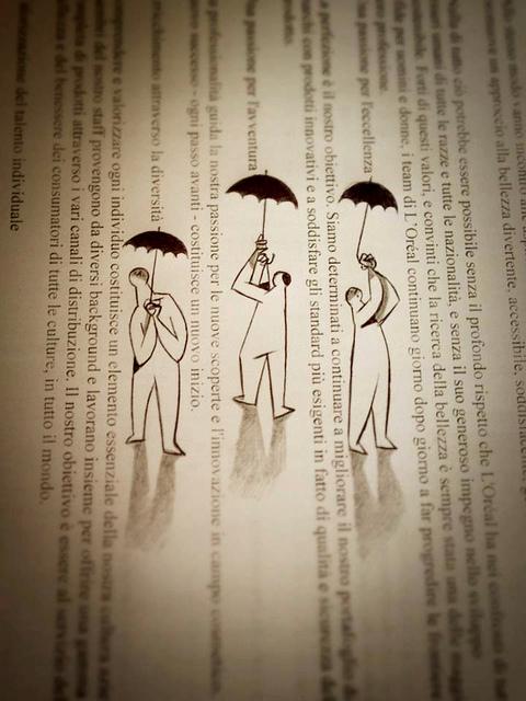 Guasco -  pluie