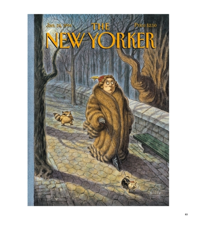 New Yorker 2 - Peter de Sève