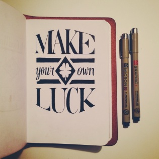 Sean McCabe - Make Your Own Luck