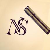 Sean McCabe - NS monogram