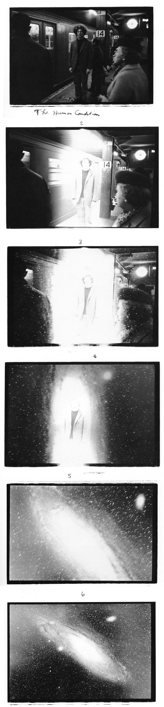 The Human condition by Duane Michals