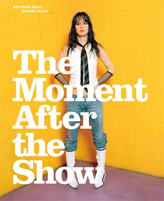 the-moment-after-the-show-book-by-matthias-willi-cover-juliette-lewis