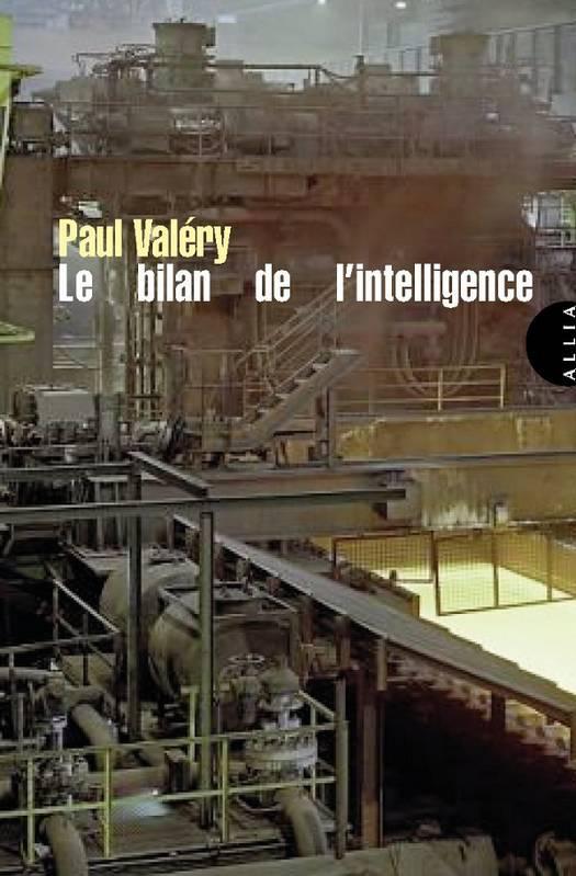 Bilan de l'intelligence