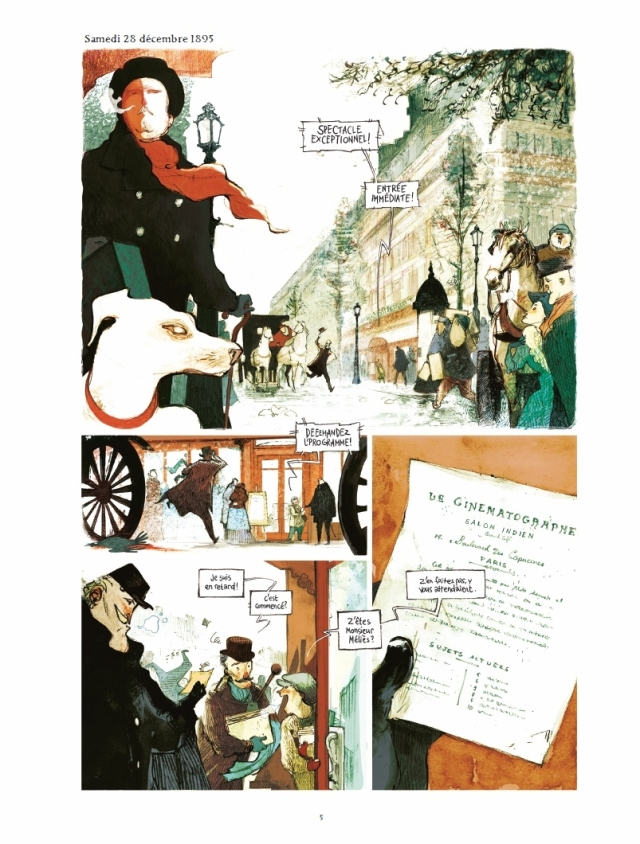 Colère de Fantomas - page 1