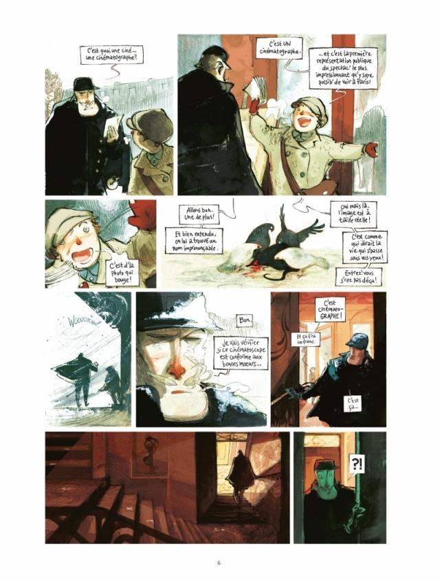 Colère de Fantomas - page 2