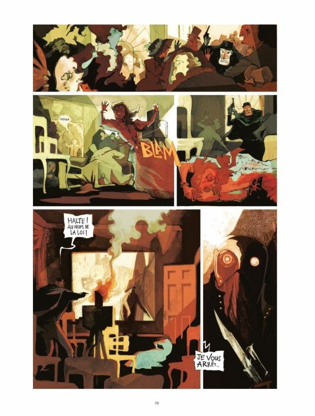 Colère de Fantomas - page 6