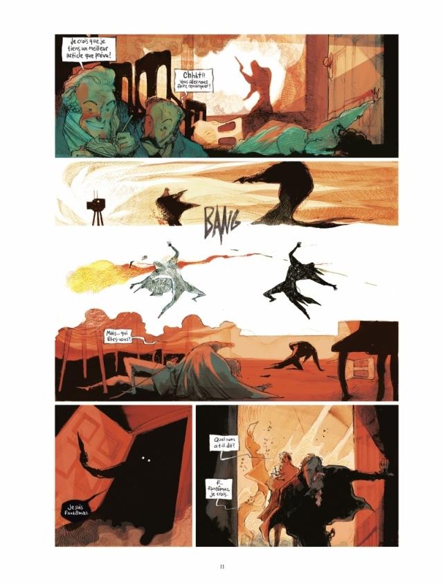 Colère de Fantomas - page 7