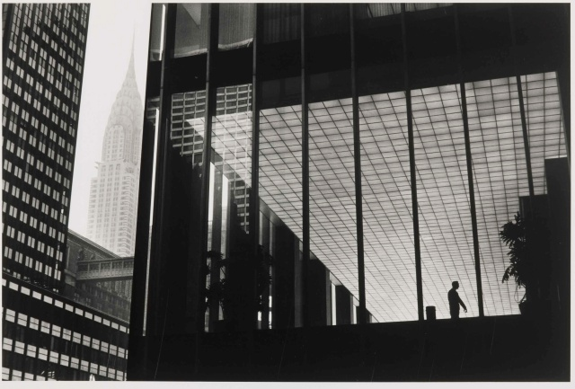 Charles Harbutt. Corporate buildings