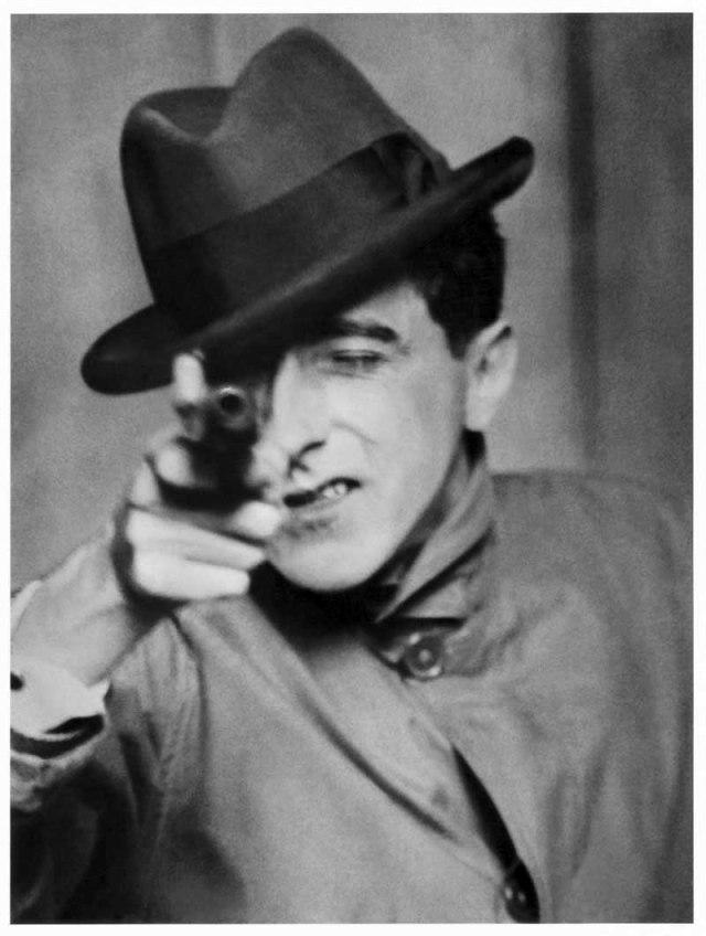 Jean Cocteau by Abbot