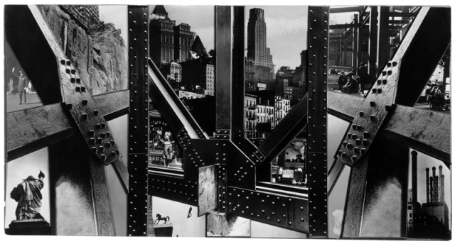 Photomontage NYC by Abbott