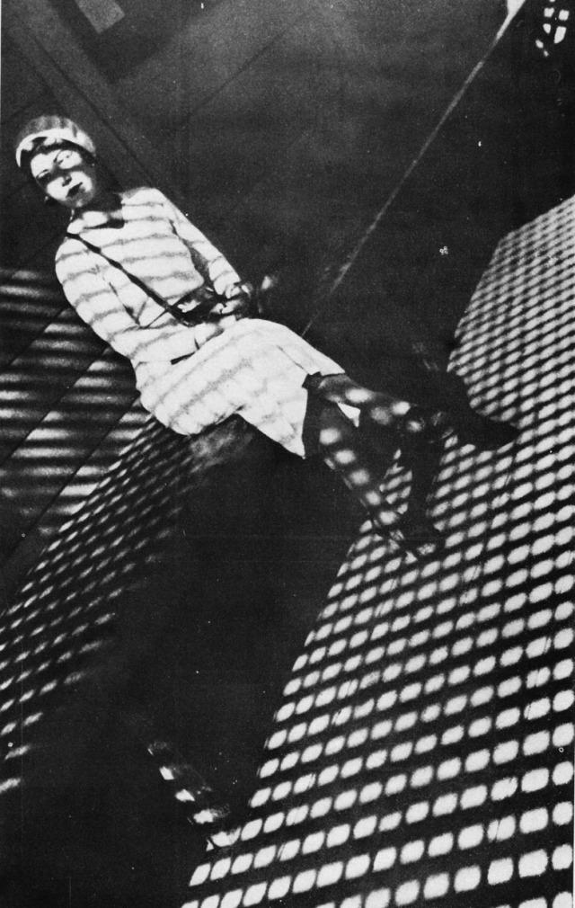 Rodchenko - Girl with a Leica