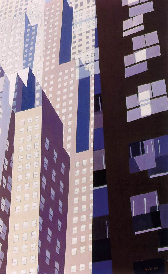 Sheeler - Windows