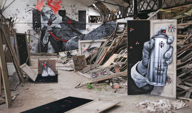 Doors of Perception by MTO