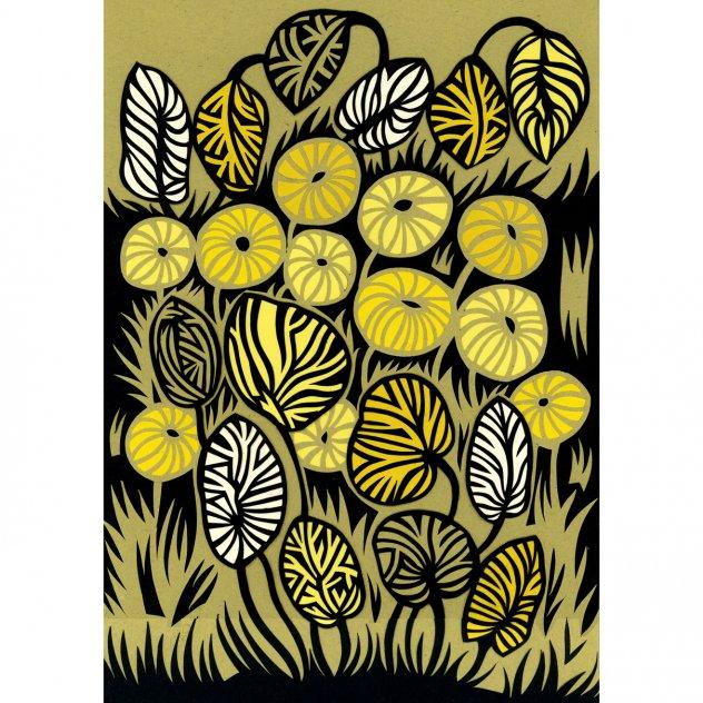 11-yellow-jungle-by Petra Borner