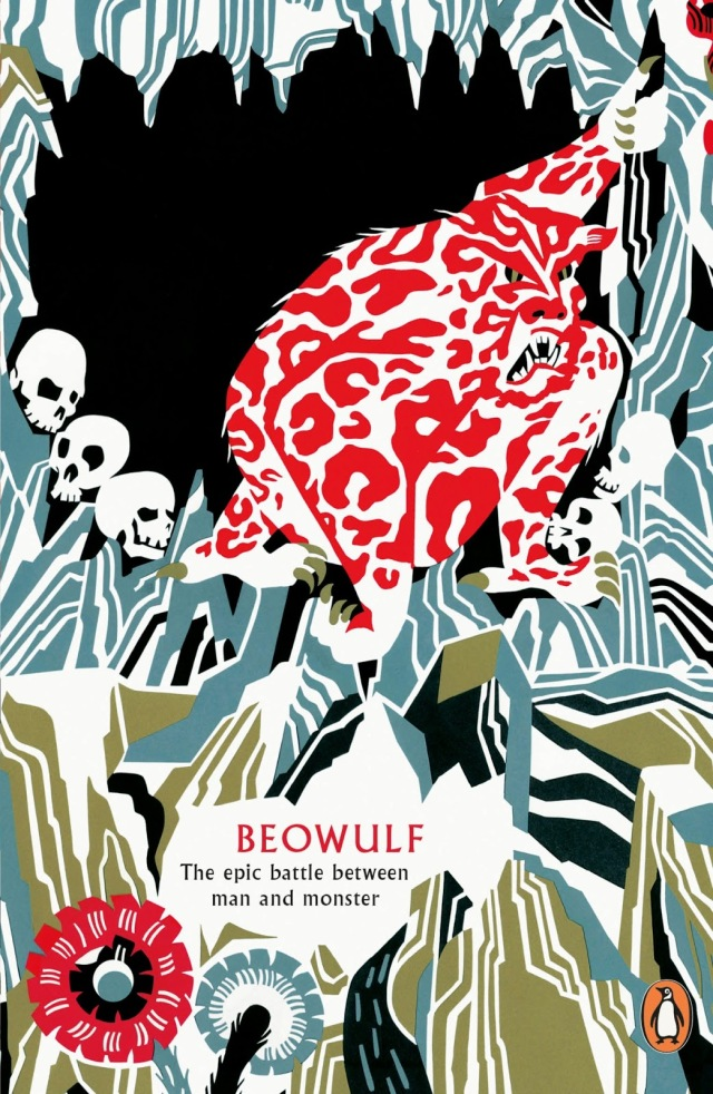Beowulf by Petra Borner
