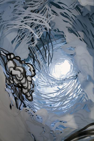 INRUSH_center_swirl by Mia Pearlman