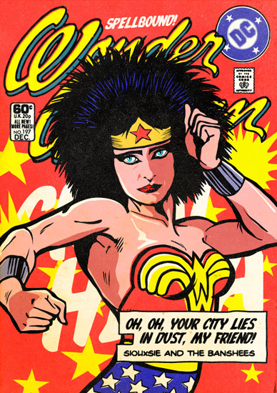Siouxsie by Butcher Billy