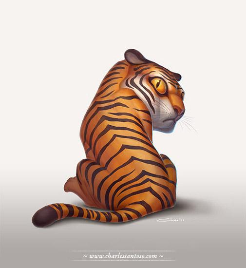 tiger_last_glance_charlessantoso