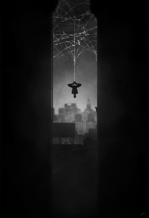 Webslinger by Marko Manev