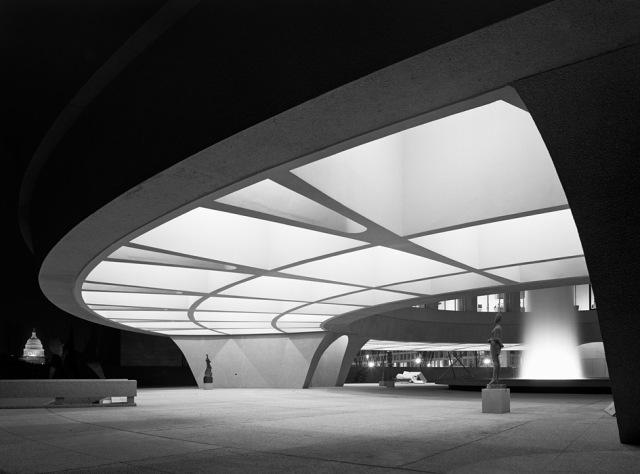 Hirshhorn Museum by Ezra Stoller