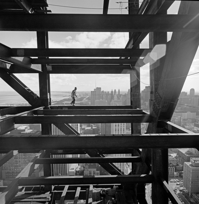 John Hancock Center Construction