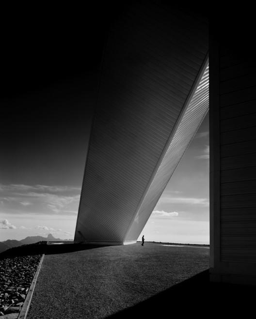 McMath Solar Telescope by Ezra Stoller